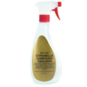 GOLD LABEL Spray przeciw owadom Citronella Compound Emulsion