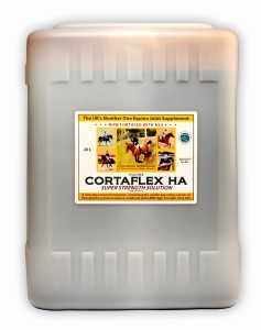 CORTAFLEX Preparat na stawy CORTAFLEX HA SUPER STRENGTH SOLUTION 20L